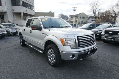 2011 Ford F-150 CREW CAB XLT, ONE OWNER!
