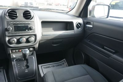 2012 Jeep Patriot Latitude, FRESH TRADE