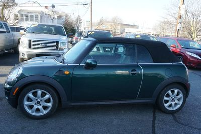2010 MINI Convertible One Owner!