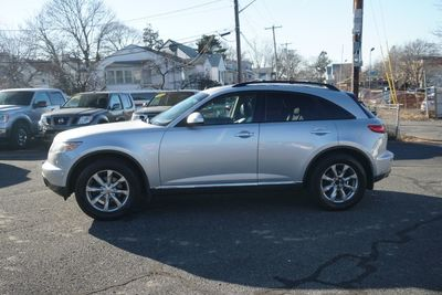 2008 INFINITI FX35 AWD, WITH LOW MILES!