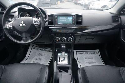 2014 Mitsubishi Lancer GT