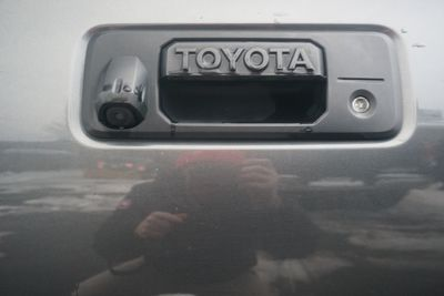 2016 Toyota Tacoma TRD Sport, LEATHER INTERIOR!