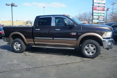 2010 Dodge Ram 2500 SLT, CREW, W/ FISHER PLOW $21,998