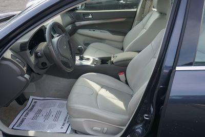 2012 INFINITI G37 Sedan x, AWD, NAVI/REAR CAM, LEATHER