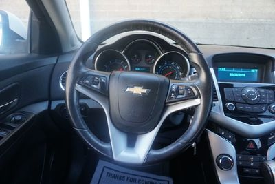 2013 Chevrolet Cruze 1LT