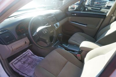 2005 Toyota Camry SE