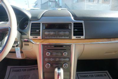 2012 Lincoln MKZ 3.5L V6 AWD