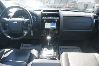 2012 Ford Escape Limited