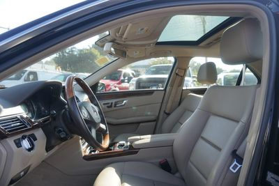 2010 Mercedes-Benz E 350 E 350 Luxury